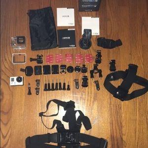 Go Pro 3/ accessories